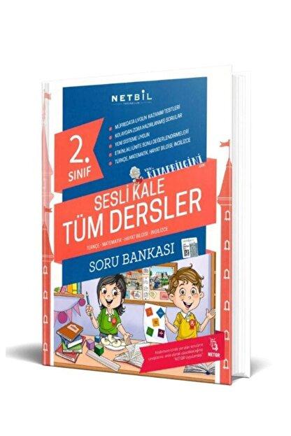 Bilfen Yayınları Netbil Yayınları 2. Sınıf Sesli Kale Tüm Dersler Soru Bankası