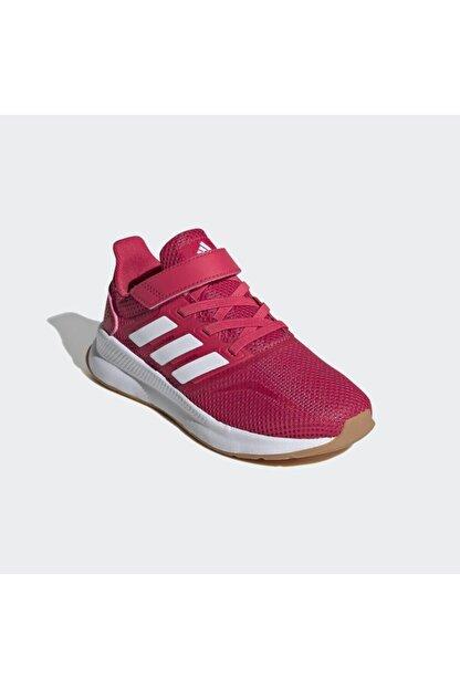 adidas RUNFALCON C Pembe Kız Çocuk Koşu Ayakkabısı 100663747