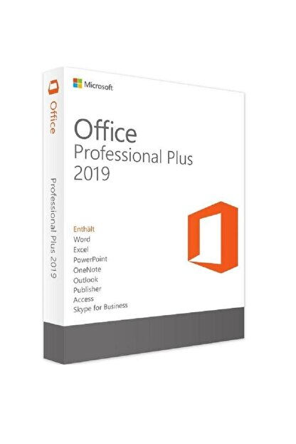 Microsoft Office 2019 Professional Plus Bireysel Dijital Lisans