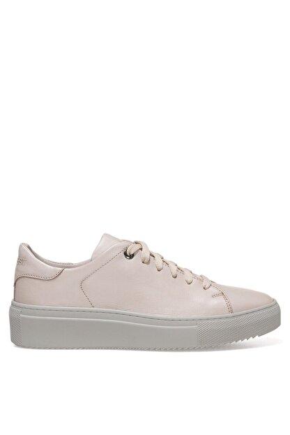 Nine West POFEDA 1FX Gri Kadın Havuz Taban Sneaker 101031049