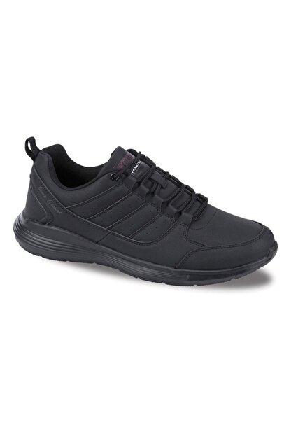 Jump Erkek Siyah Confort Casual Günlük Spor Ayakkabısı 24036