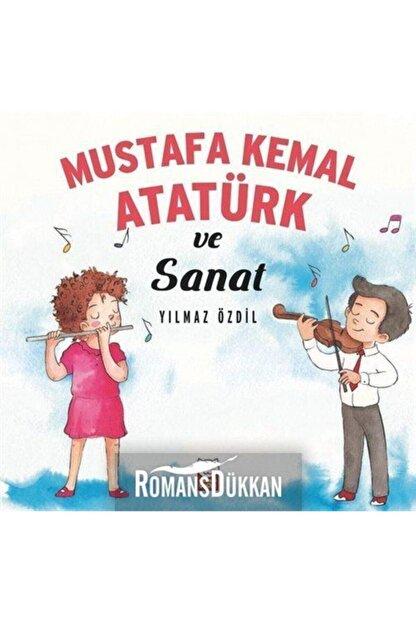 Kırmızı Kedi Yayınları Mustafa Kemal Atatürk ve Sanat