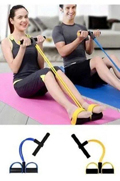 SihirliEkran Body Trimmer Vücut Şekillendirici Egzersiz Karın El Ayak Direnç Lastiği