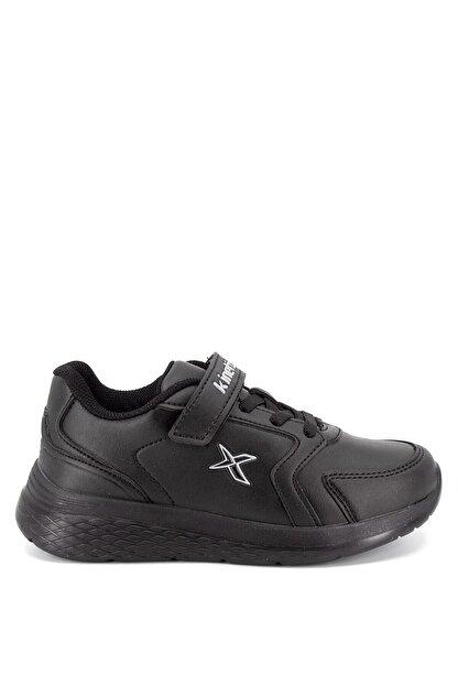 Kinetix Erkek Çocuk Siyah Günlük Spor Ayakkabı Marned