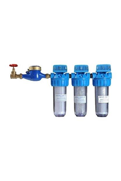 Aqua Daire Girişi Su Arıtma Cihazı