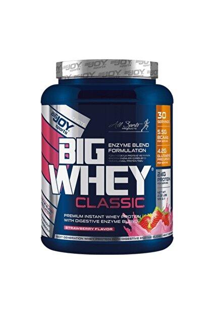 Big Joy Bigjoy Big Whey Classic Whey Protein 915 gr Çilek