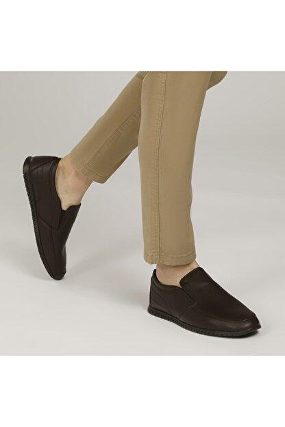 Polaris 160005.M Kahverengi Erkek Comfort Ayakkabı 100500854