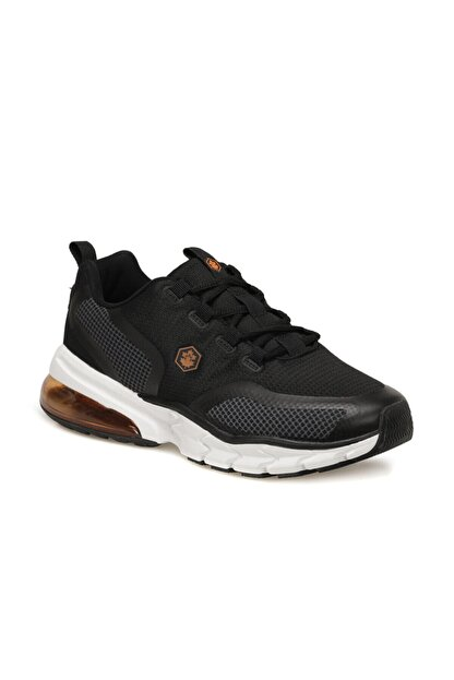 Lumberjack Oman Siyah Erkek Sneaker Ayakkabı
