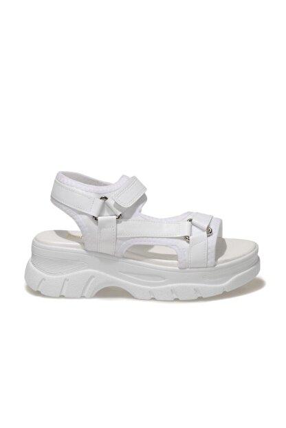 Butigo 20s-4921fx Beyaz Kadın Spor Sandalet