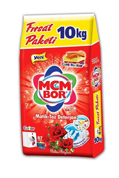 MCMBOR MATİK Toz Çamaşır Deterjanı 10kg