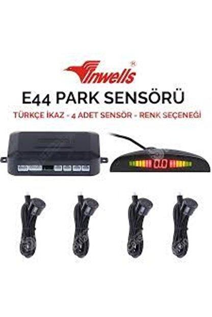 Inwells Inwels Park Sensoru E44 4 Sensorlu Sıyah Turkce Konusan