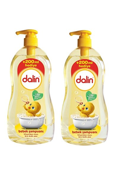 Dalin Bebek Şampuanı 900 ml  Adet