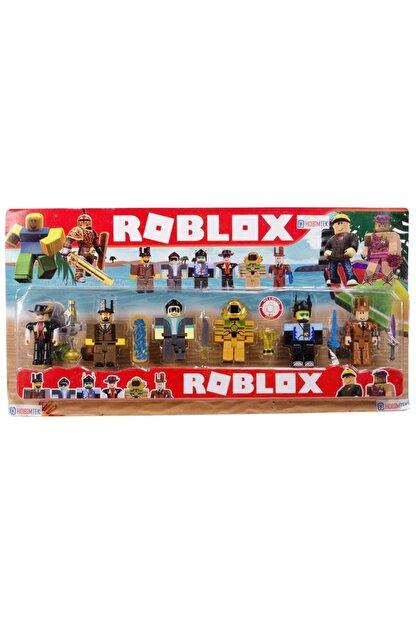 Hobimtek Roblox 6 Figürlü Oyuncak Karakter Seti