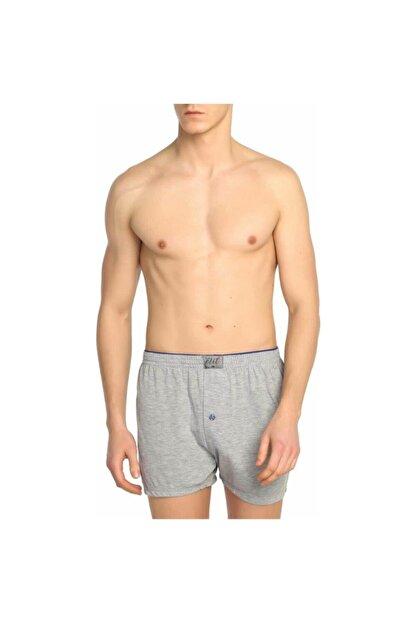 Tutku Elit Erkek Havlu Bel Düz Boxer 3'lü Paket