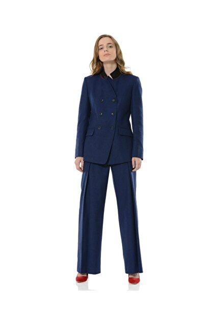 BİRELİN Kadın Mavi Nazorin Ceket