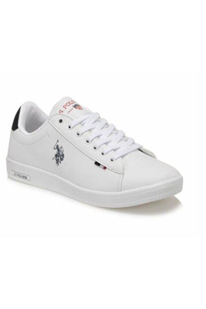 Polo U.s. Assn. Franco Dhm Beyaz Unisex Sneaker Ayakkabı