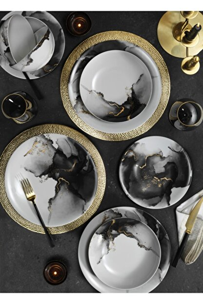 Kütahya Porselen 24 Parça Yemek Takımı 1071412