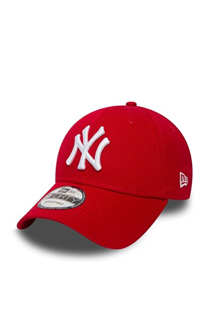 NEW ERA - 940 Leag Basic Neyyan Kırmızı Şapka