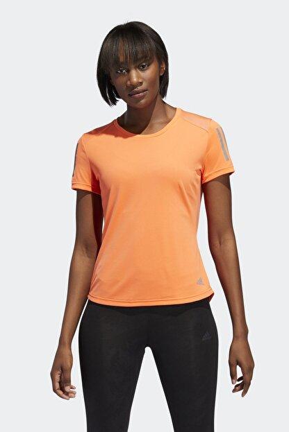 adidas Kadın T-shirt - Own The Run Tee - DZ2264