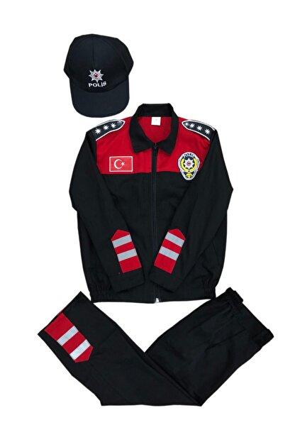 FLAŞ Çocuk Yunus Polis Kıyafeti