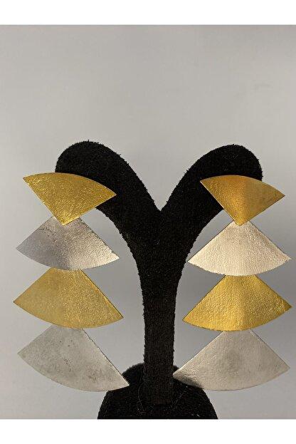 Shine Shield Jewellery Yelpaze Küpe