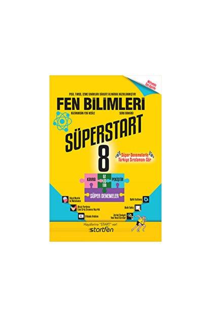 Startfen Yayınları Süperstart 8. Sınıf Fen Bilimleri Soru Bankası
