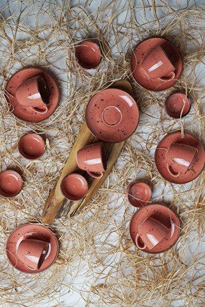Tulü Porselen Fincan Takımı