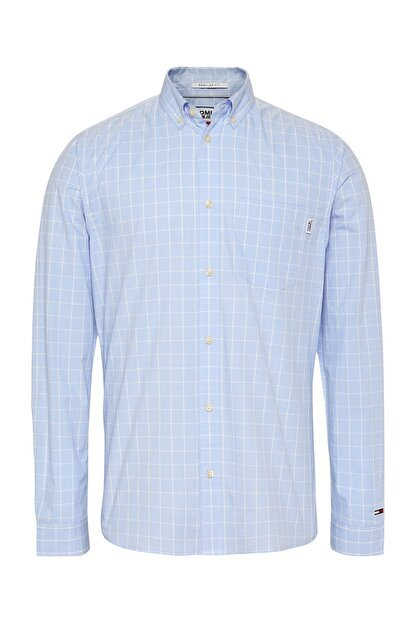 Tommy Hilfiger TJM WINDOWPANE SHIRT