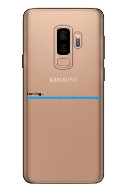 Cekuonline Samsung Galaxy S9 Plus Tıpalı Kamera Korumalı Silikon Kılıf