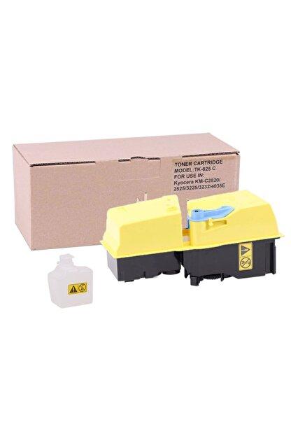 OEM Kyocera Tk-825 Sarı Muadil Toner 7.000 Sayfa