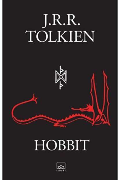 İthaki Yayınları Hobbit - J.R.R Tolkien