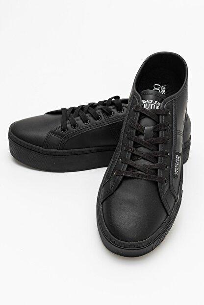 Versace Erkek Siyah Linea Fondo Brick Dis. Sneakers