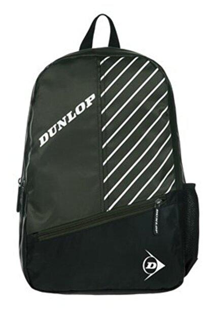 Dunlop Unisex Yeşil Yandan Cepli Sırt Çantası