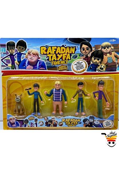 Rafadan Tayfa Oyuncak Seti 5li Figür