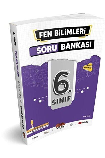Benim Hocam Yayınları 6 Sınıf Fen Bilimleri Soru Bankası