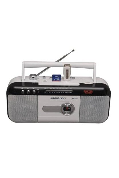 Jameson Js-15 Usb Sd Fm Portatif Müzik Seti Radyo