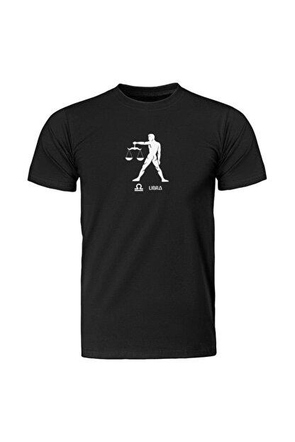 Fandomya Erkek Siyah T-Shirt