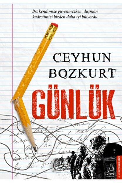 Destek Yayınları Günlük-Ceyhun Bozkurt
