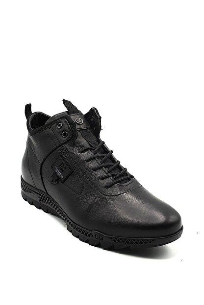 La Scada Erkek Siyah Ayakkabı