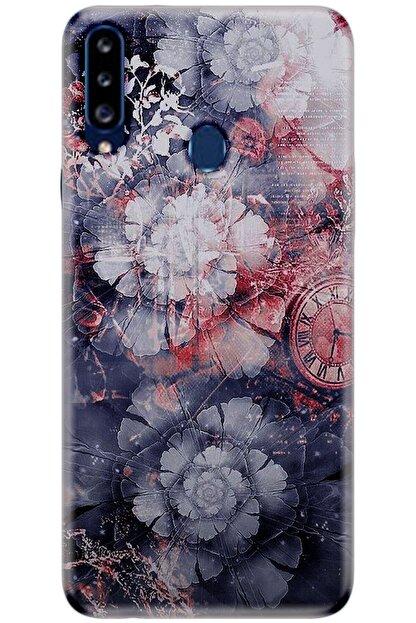 Noprin Samsung Galaxy M40 Kılıf Silikon Baskılı Desenli Arka Kapak