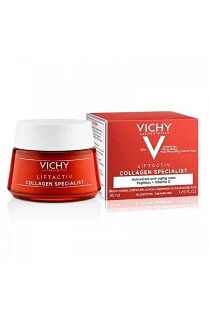 Vichy Liftactiv Collagen Specialist Yüz Kremi 50 ml