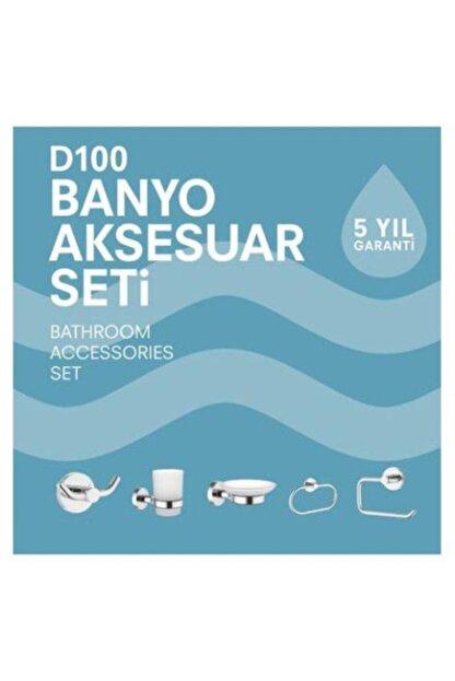 KALE D100 Banyo Aksesuar Seti