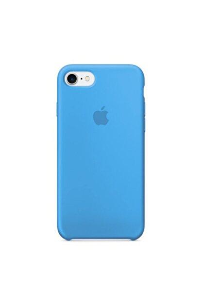 Apple Iphone 7/8 Silikon Kılıf Surf Mavisi