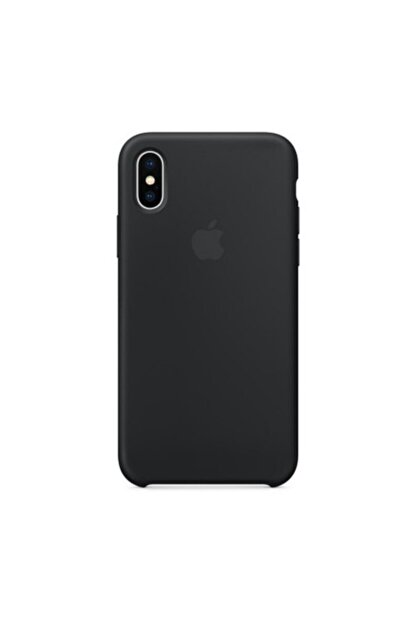 Apple Iphone X/xs Silikon Kılıf Siyah