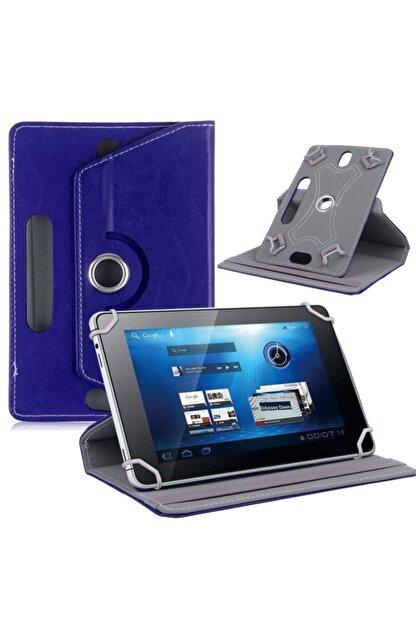 Universal Asus Memo Pad Me170c-1b016a Standlı Ve 360° Dönebilen Tablet Kılıfı 7''