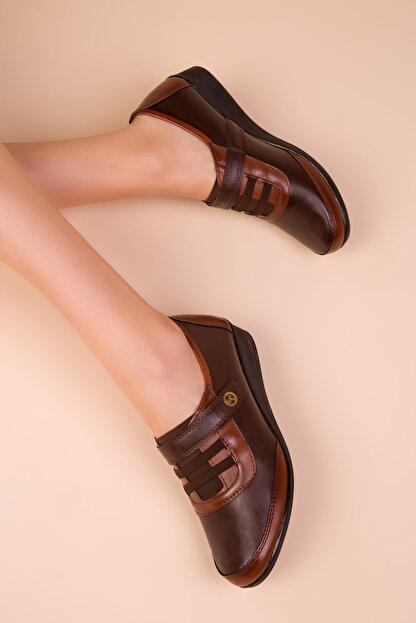 Soho Exclusive Kahve Kadın Casual Ayakkabı 15489