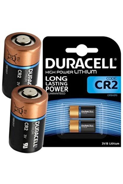 Duracell Cr2 3 Volt Lithium Pil 2li Paket