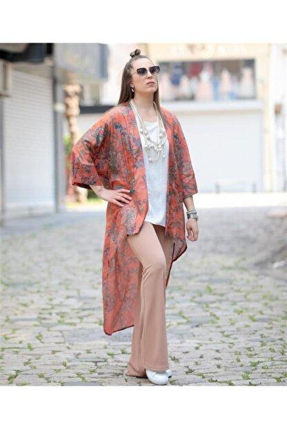 NİLMARK Kadın Vizon Yüksel Belli Toparlayıcı Kalıp Pantolon