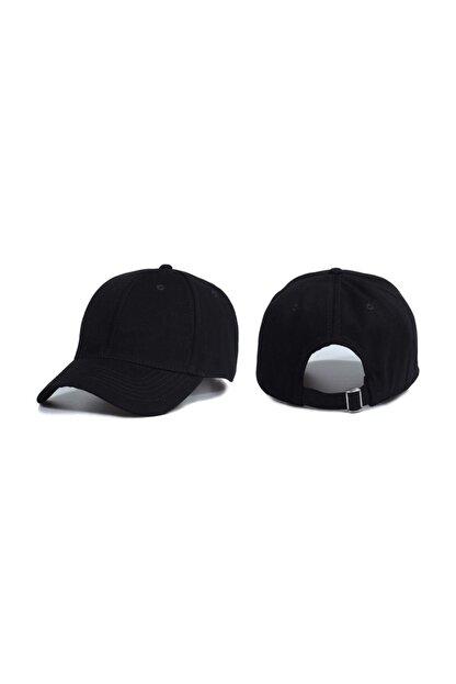 Silver Hawk Basic Şapka Modeli Siyah