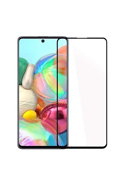Sunix Samsung Galaxy A71 5d Tam Kaplayan Temperli Cam Ekran Koruyucu